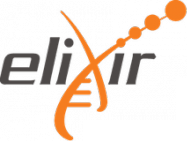 Elixir logo orange